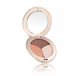 jane iredale - Triple Eye Shadow / Colour »Pink Quartz«