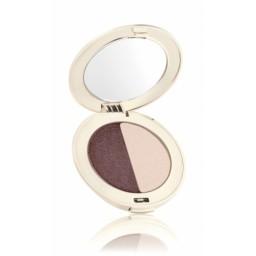 jane iredale - Eye Shadow Duo »Berries & Cream«