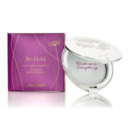 jane iredale - »Be-Hold« Puderdose leer [Limited Edition]