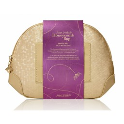 jane iredale - »Honeycomb« Make-up Tasche (Limited Edition)