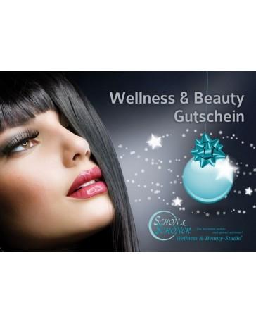 Gutschein für Schön & Schöner »WeihnachtsGutschein«