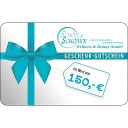 150 € Gutschein von Schön & Schöner